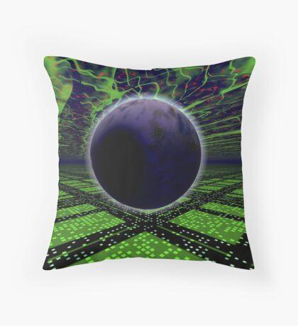 Gliese 581 c Throw Pillow