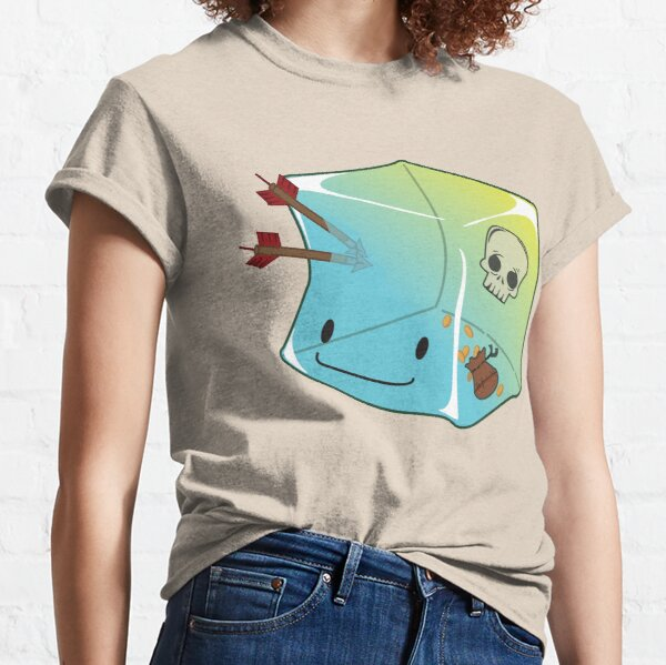 Jelly Ooze - Cute DnD Monster Classic T-Shirt