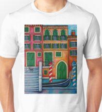 Colours of Venice Unisex T-Shirt