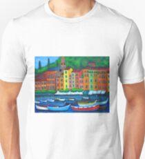Portofino Colours Unisex T-Shirt