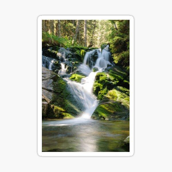 Waterfall Sticker