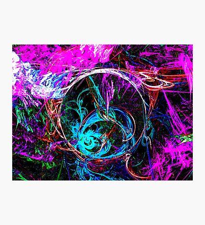 Graffito Photographic Print