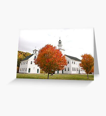 Washington New Hampshire Greeting Card