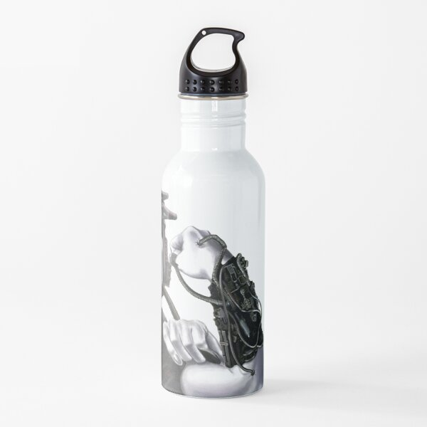 We Can Do It / Resistance is Futile Water Bottle