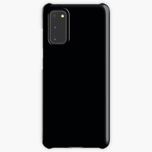 Vantablack Samsung Galaxy Snap Case