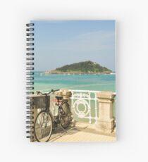 Clásica de San Sebastián Spiral Notebook