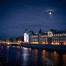 A night in Paris by Davide Ferrari