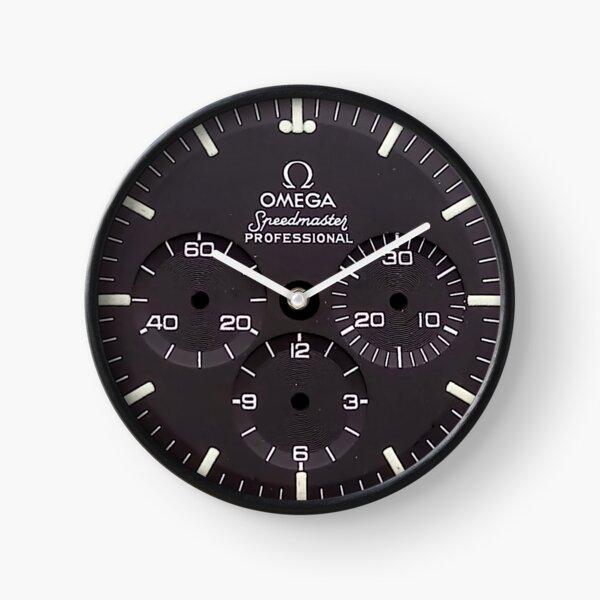OMEG2 Professional Speedmaster Clock