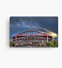 Benfica Stadium Canvas Print