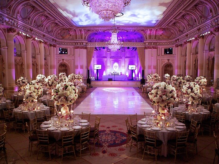 WEDDING VENUES IN NEW YORK WITH CREATIVE IDEAS –BEST FOR YOUR BUDGET  by evenuebookings