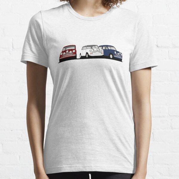 Classic Mini Cooper S - The Italian Job Essential T-Shirt