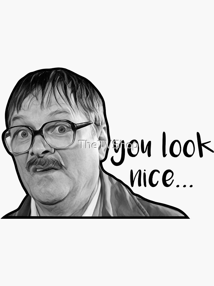 Jim You Look Nice by TheTVShop