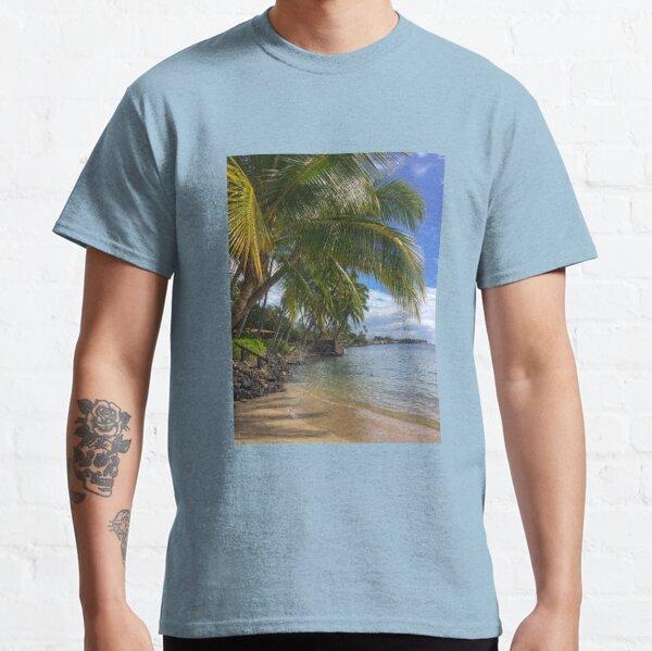 Palm Tree Maui Photo Art Classic T-Shirt