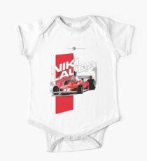 Niki Lauda - F1 1976 One Piece - Short Sleeve