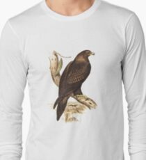 Wedge-Tailed Eagle. Australia's largest bird of prey Long Sleeve T-Shirt