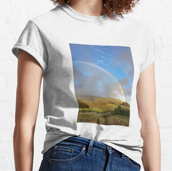 Hawaiian Rainbow Classic T-Shirt
