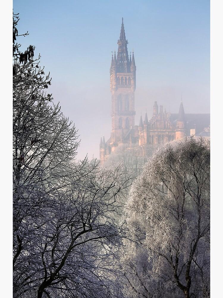Kelvingrove Winter (3) by Shuggie