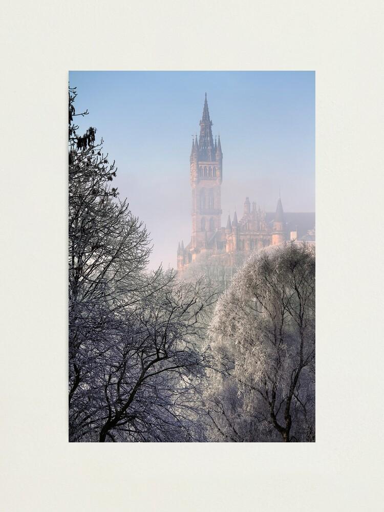 Alternate view of Kelvingrove Winter (3) Photographic Print