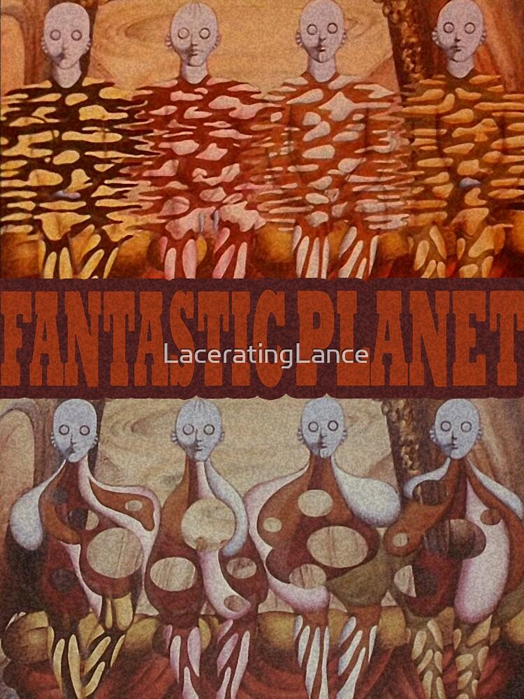 TShirtGifter presents: The Fantastic Planet | Unisex T-Shirt