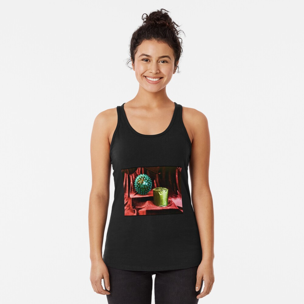 Allegory IX - Holbein Edition Racerback Tank Top