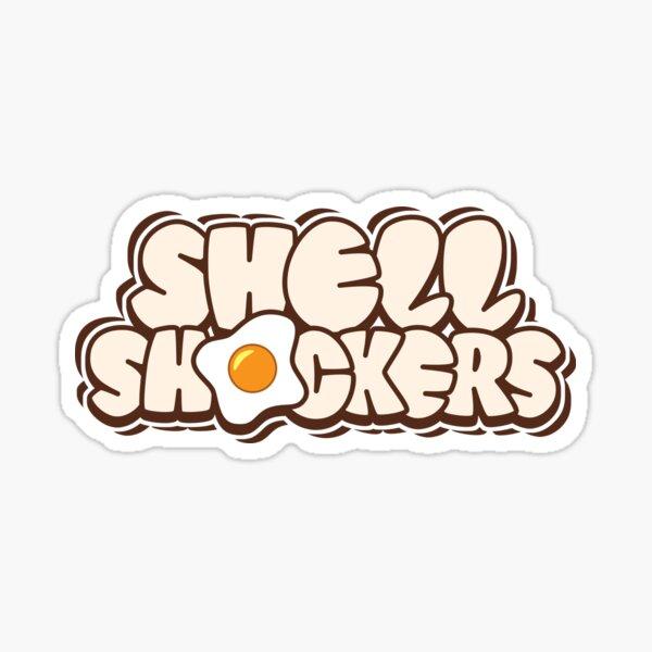 Shell Shockers Merch Sticker