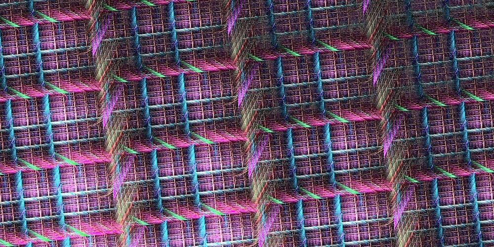 Mazes by Benedikt Amrhein