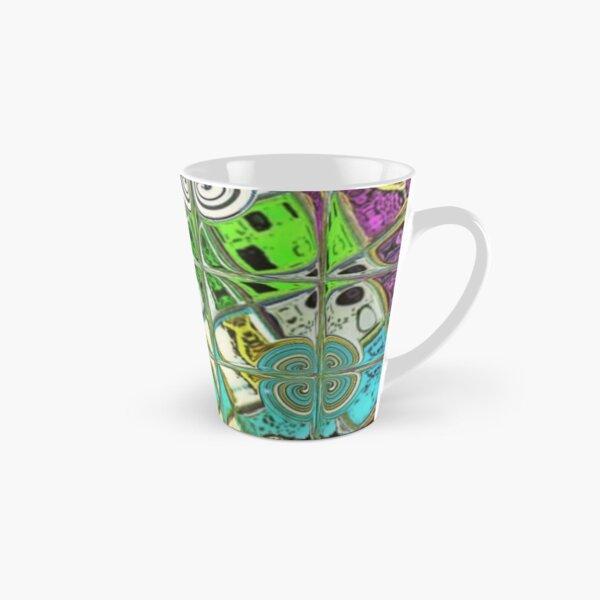 Flower Box Tall Mug