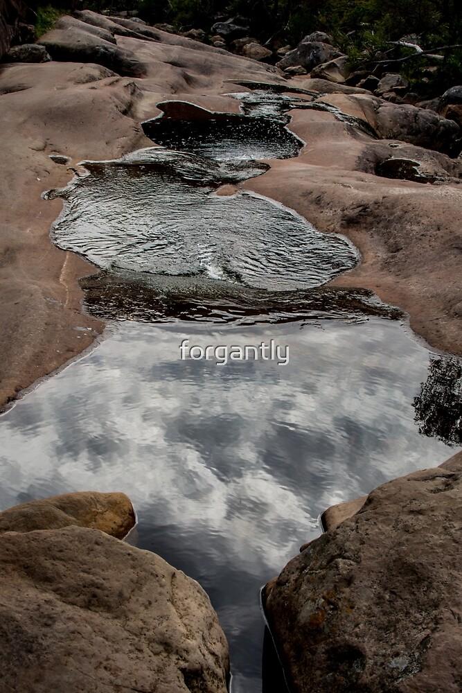 Venus Baths, Grampians by forgantly