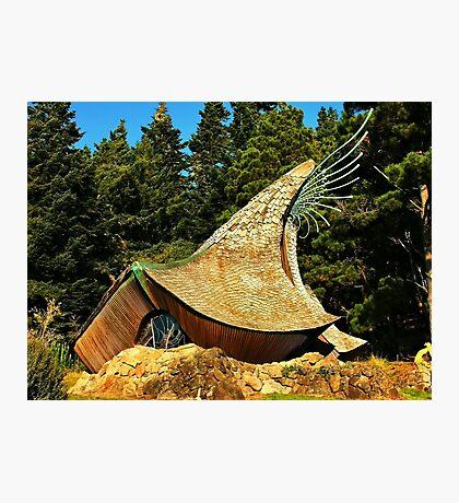 Prayer Chapel, Sea Ranch, California Photographic Print