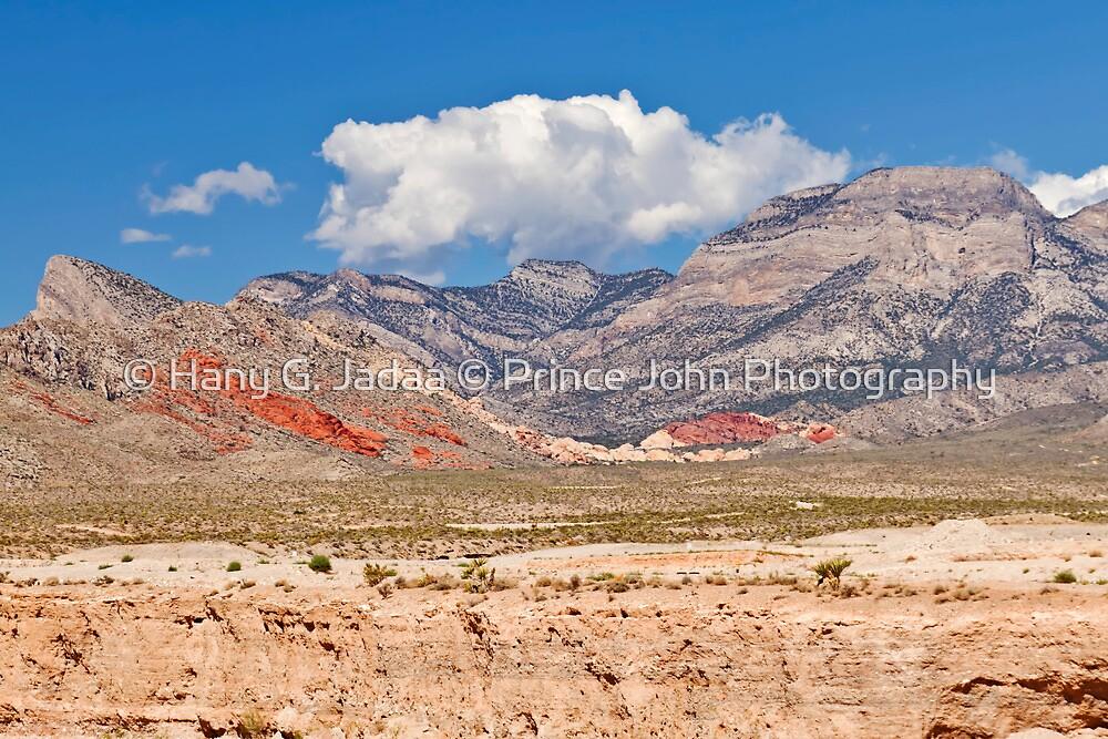 Road To Red Rock Canyon 1 by © Hany G. Jadaa © Prince John Photography