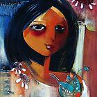 Flood of beauty by Carmen  Cilliers