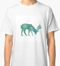 Prongs Watercolour Classic T-Shirt
