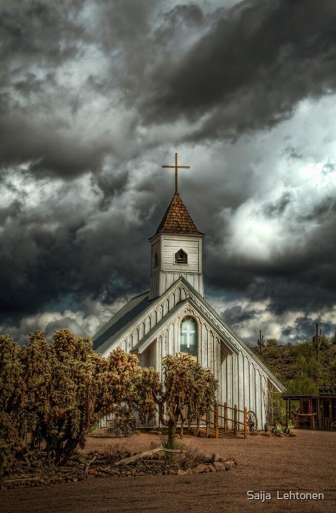 At Heaven's Door  by Saija  Lehtonen