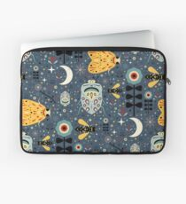 Midnight Bugs Laptop Sleeve