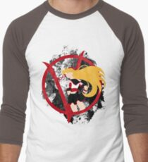 Sailor V for Vendetta Men's Baseball ¾ T-Shirt