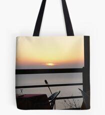tramonto Tote Bag