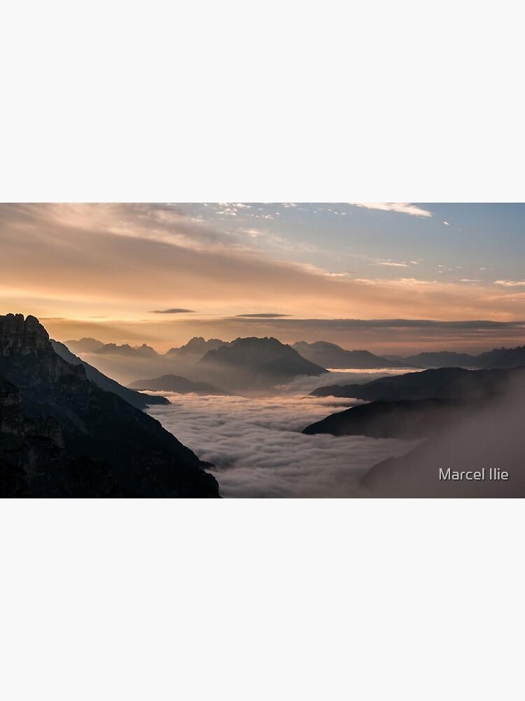 Valley of clouds by imaruseru