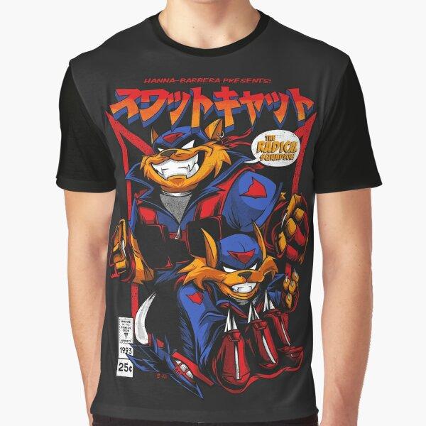 Swat-Kats T-shirt Graphic T-Shirt