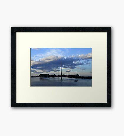 Port Pirie, South Australia Framed Print