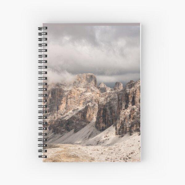 Lagazuoi Spiral Notebook