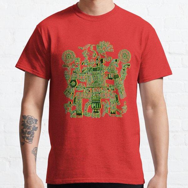 Xiuhtecuhtli, RGB Gods, Myths & Monsters Classic T-Shirt