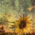 A Sunflower iPhone Case by leapdaybride