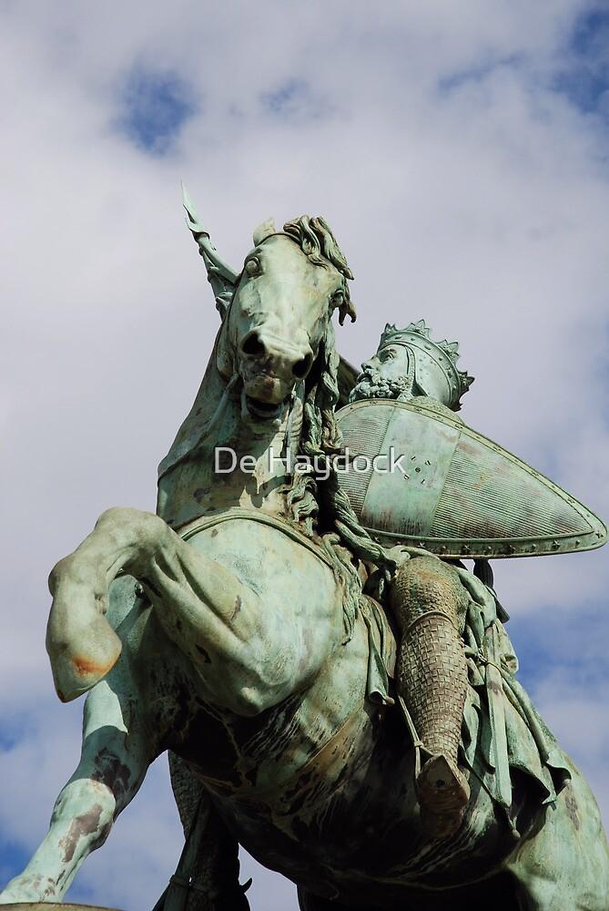 Godfrey Of Bouillon by De Haydock