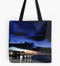 Sunset - Busselton Jetty, Western Australia Tote Bag