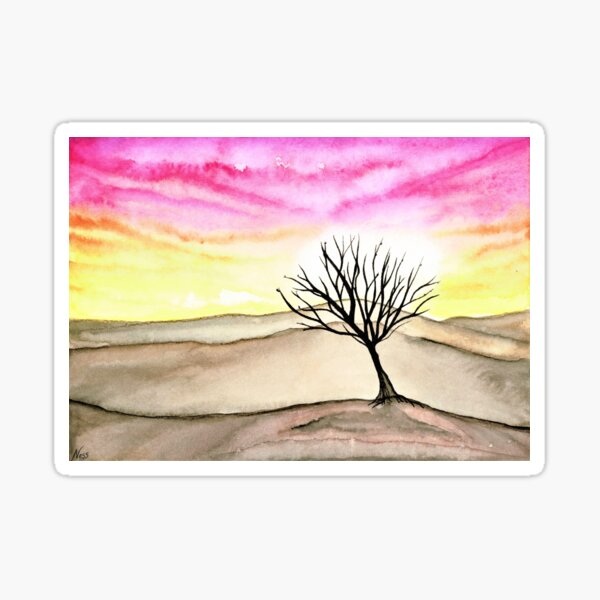 The Tree Of Promise Sticker