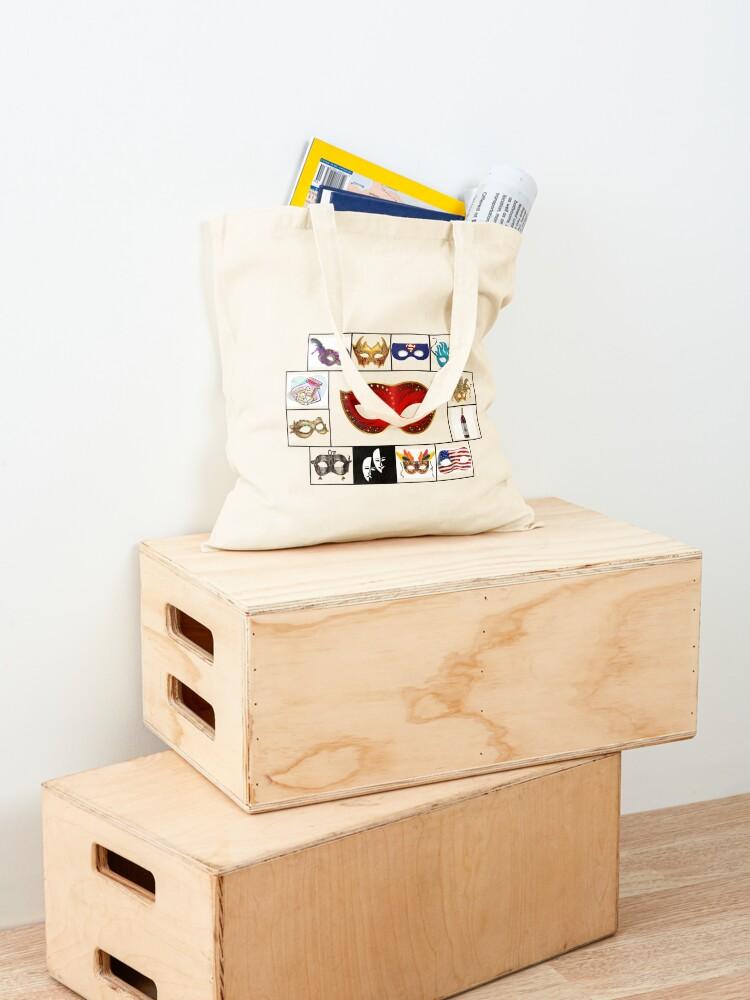 Alternate view of Purim 2020 Tote Bag