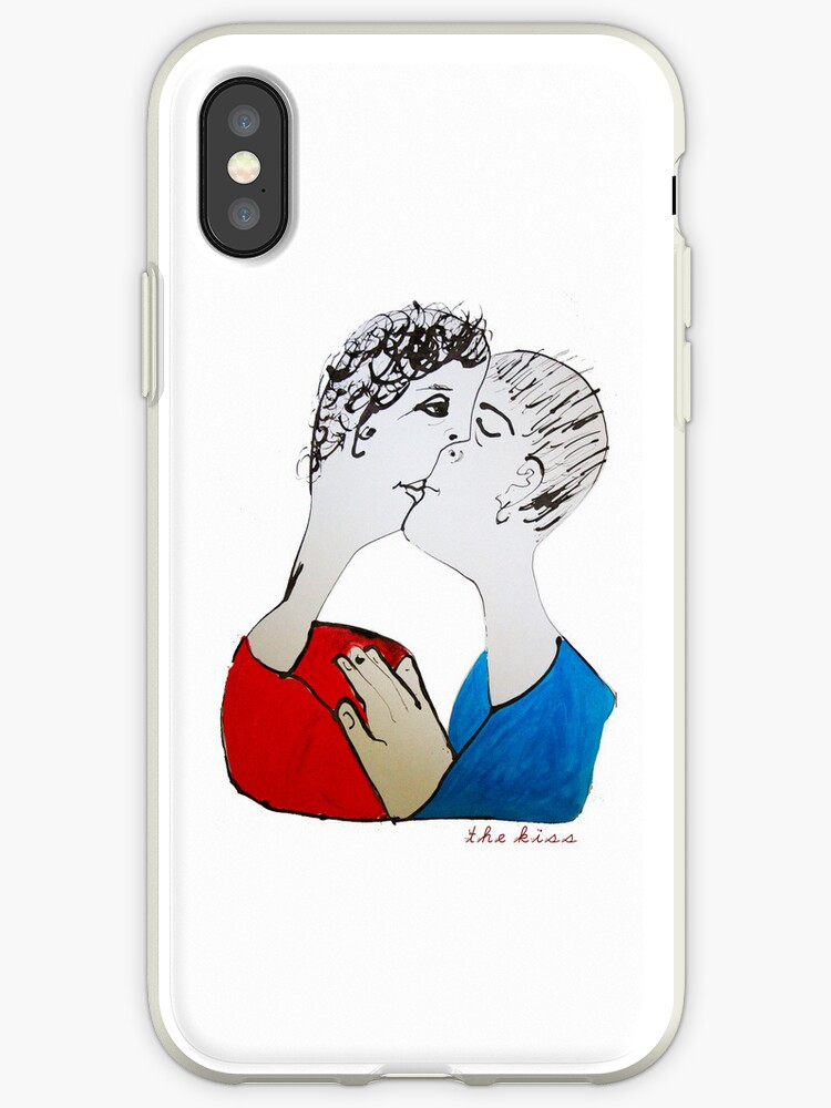 The Kiss by sarenart