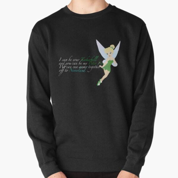 Tinkerbell. For dark colours. Pullover Sweatshirt