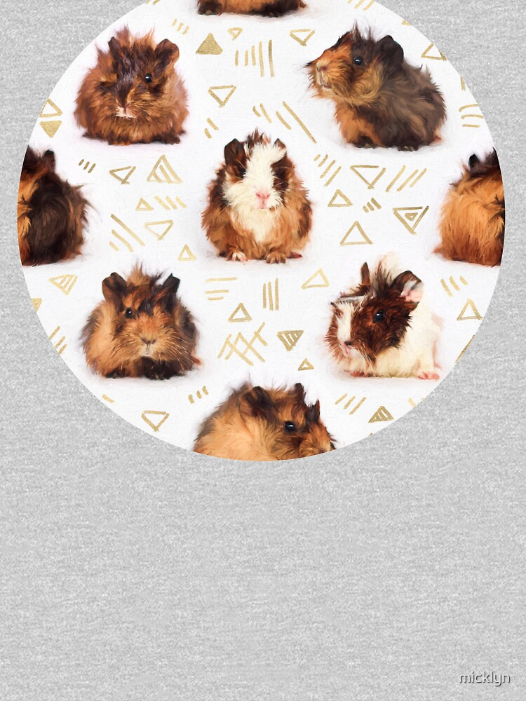 The Essential Guinea Pig by micklyn