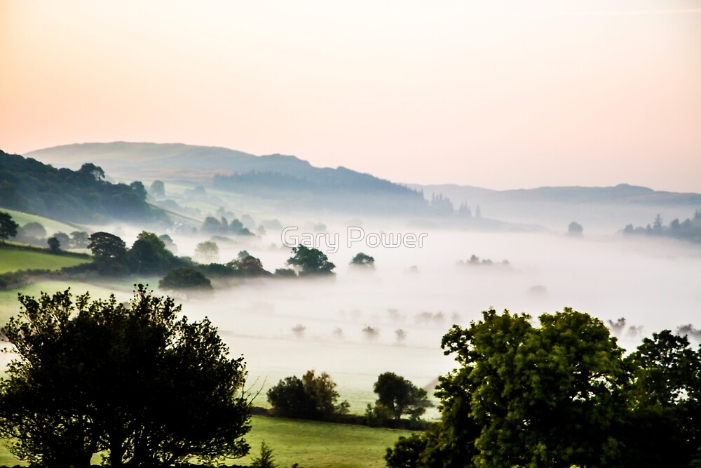 Cumbria dawn 1 by Gary Power